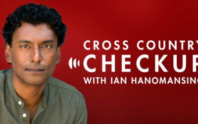 Dr. Kinley joins CBC Cross Country Checkup